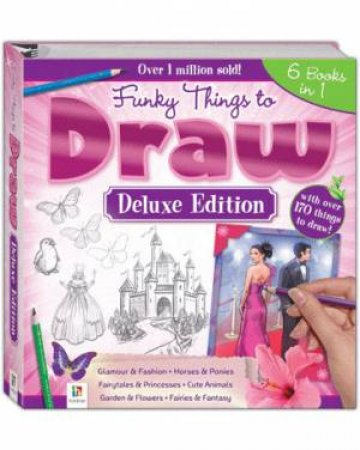 Funky Things to Draw Deluxe Edition