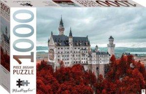 Mindbogglers 1000 Piece Jigsaw: Neuschwanstein Castle