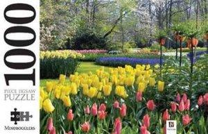 Mindbogglers 1000 Piece Jigsaw: Keukenhof Gardens