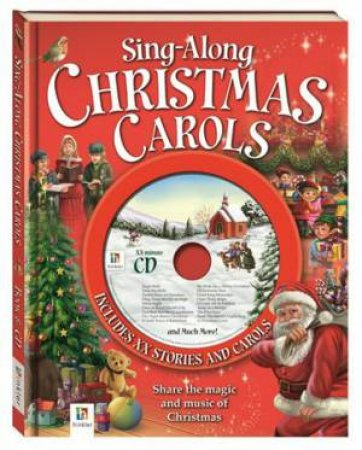 Sing-Along Christmas Carols by Various