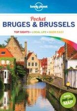 Lonely Planet Pocket Bruges And Brussels  3rd Ed