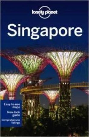 Lonely Planet: Singapore - 10th Ed