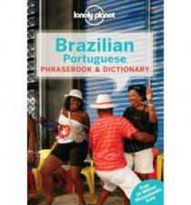 Lonely Planet Phrasebook Brazilian Portuguese  5th Ed