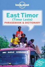 Lonely Planet Phrasebook East Timor  3rd Ed
