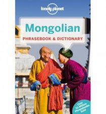 Lonely Planet Phrasebook Mongolian  3rd ed