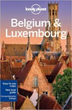 Lonely Planet Belgium And Luxembourg  6th Ed