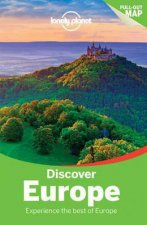 Lonely Planet Discover: Europe - 4th Ed by Various
