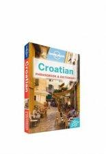 Lonely Planet Phrasebook Croatian  3rd Ed