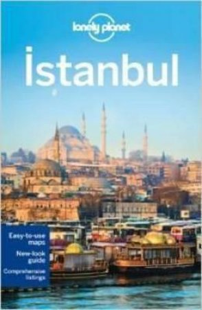 Lonely Planet: Istanbul - 8th Ed