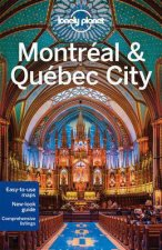 Lonely Planet Montreal  Quebec City  4th Ed
