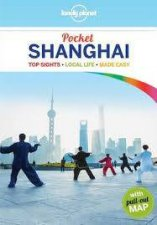 Lonely Planet Pocket: Shanghai - 4th Ed by Lonely Planet