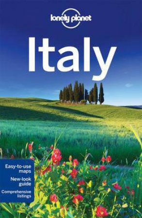 Lonely Planet: Italy - 12th Ed