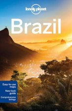 Lonely Planet Brazil  10th Ed