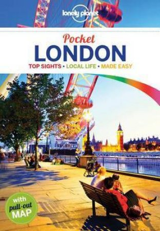 Lonely Planet Pocket: London - 5th Ed