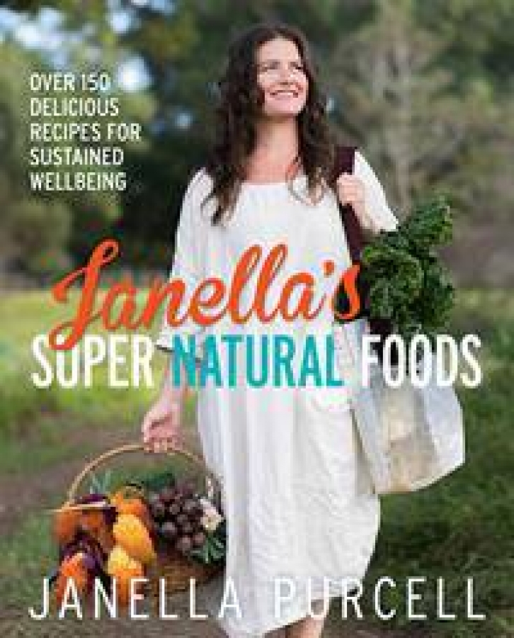 Janella's Super Natural Foods by Janella Purcell [Paperback]