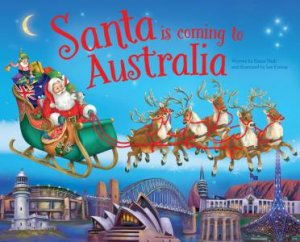 Santa Is Coming To Australia by Various