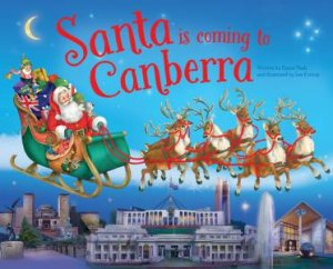 Santa Is Coming To Canberra by Various