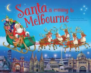 Santa Is Coming To Melbourne by Various