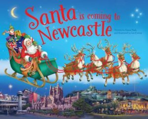 Santa Is Coming To Newcastle by Various