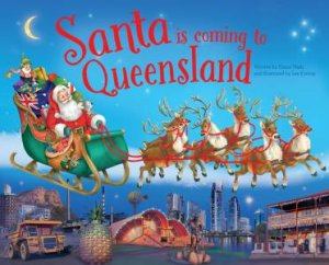 Santa Is Coming To Queensland by Various