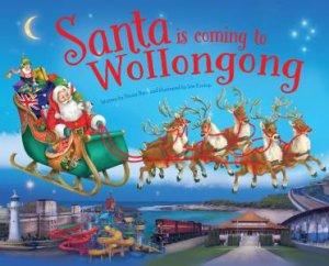 Santa Is Coming To Wollongong by Various
