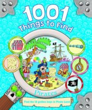 1001 Things to Find Pirate