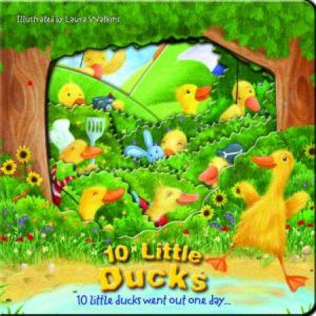 10 Little Ducks