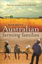Australian Farming Families by Deb Hunt