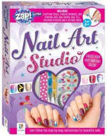 Zap Extra Kit: Nail Art