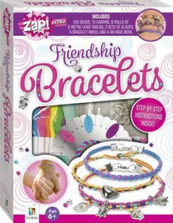 Zap Extra Kit: Friendship Bracelets