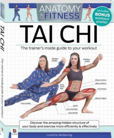 Anatomy of Fitness Tai Chi by Various