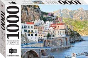 Mindbogglers 1000 Piece Jigsaw: Amalfi, Italy
