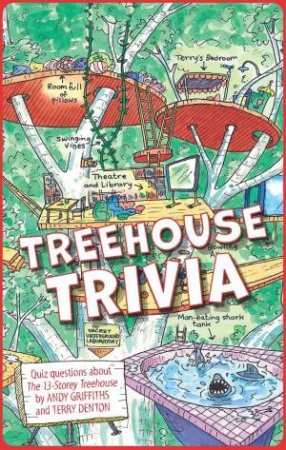 The 13-Storey Treehouse Trivia Cards