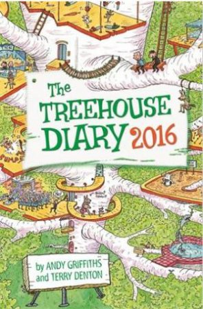 The 65-Storey Treehouse Diary 2016