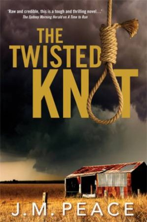 The Twisted Knot by J.M. Peace