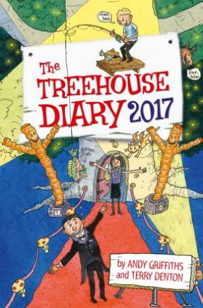 The 78-Storey Treehouse Diary 2017