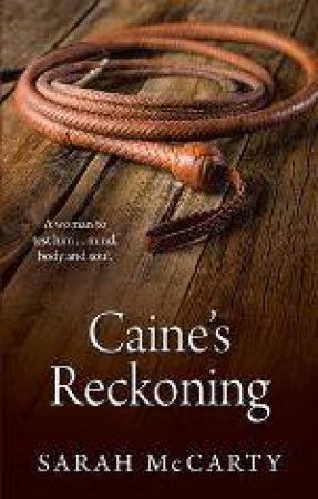 Caine's Reckoning by Sarah McCarty
