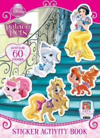 Palace Pets Deluxe Colouring and Activity Book by Various