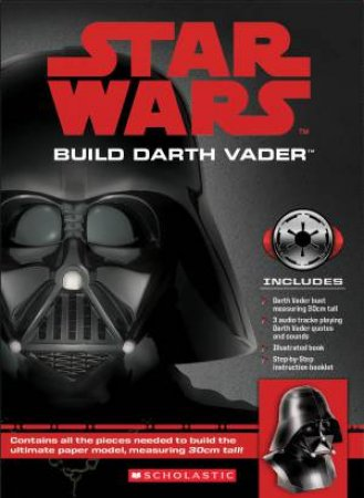 Star Wars: Ultimate Darth Vader Papercraft Kit by Various