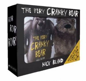 Very Cranky Bear: Plush Boxed Set (With Roaring Plush Toy)