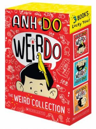 WeirDo: The Weird Collection (#1-3)