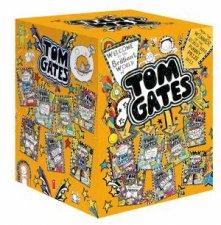 Brilliant World of Tom Gates Boxed Set 17