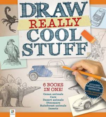 Children 39 s best sellers qbd the bookshop for Draw really cool stuff