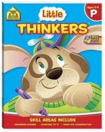 School Zone Little Thinkers: Preschool