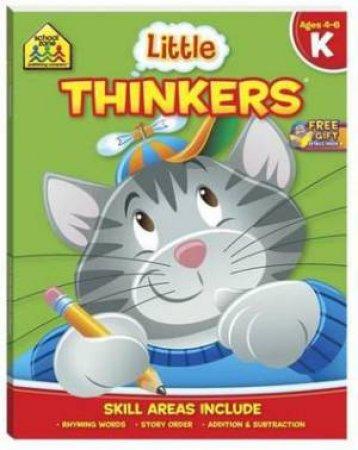 School Zone Little Thinkers: Kindergarden