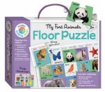 My First Animals Floor Puzzle by Various