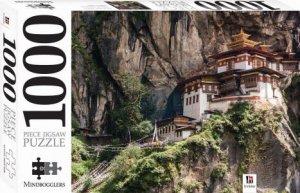 Mindbogglers 1000 Piece Jigsaw: Tiger Nest Temple, Bhutan by Various
