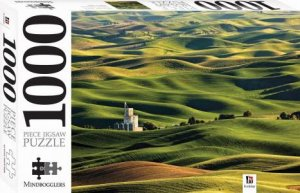 Mindbogglers 1000 Piece Jigsaw: The Palouse From Steptoe Butte, Washington by Various