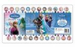 Disney Frozen Doodling Fun 24 Pencil and Eraser Set by Various