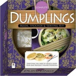 Complete Dumplings: Book, DVD & Serving Kit by Various